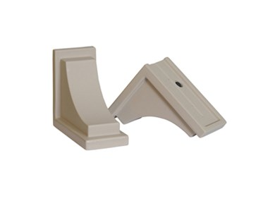 Picture of Nantucket Decorative Brackets Clay (2pk)