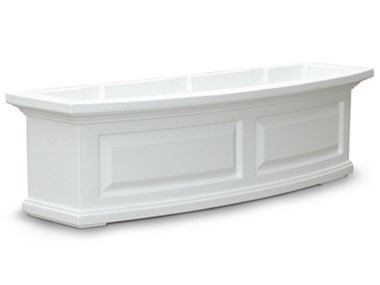 Picture of Nantucket Window Box 3FTWhite