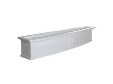 Picture of Nantucket Window Box 5FT White