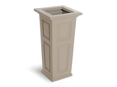 Picture of Nantucket Tall Planter Clay