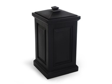 Picture of Berkshire Storage Bin Black