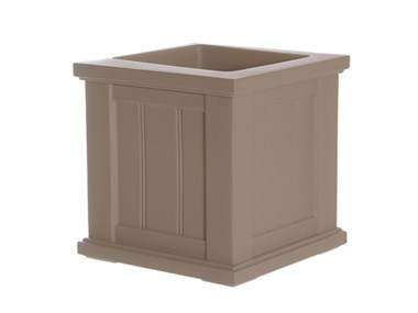 Picture of Cape Cod Patio Planter 14x14 Clay