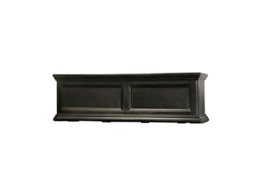 Picture of Fairfield Window Box 3FT Black