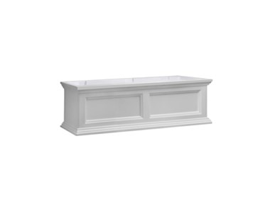 Picture of Fairfield Window Box 3FT White