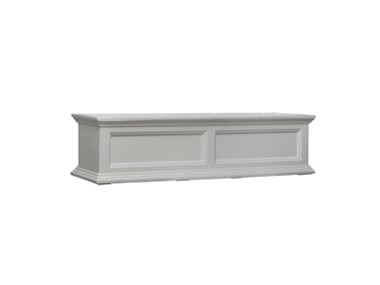 Picture of Fairfield Window Box 4FT White