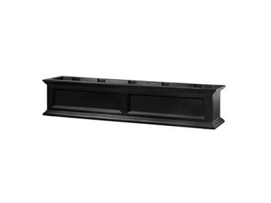 Picture of Fairfield Window Box 5FT Black