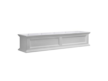 Picture of Fairfield Window Box 5FT White