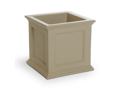 Picture of Fairfield Patio Planter 20x20 Clay