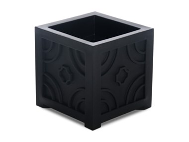 Picture of Savannah Patio Planter 16x16 Black