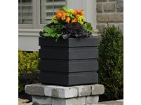 Picture of Freeport Patio Planter 18x18 Black