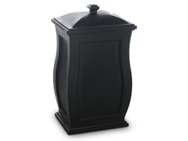 Picture of Mansfield Storage Bin Black