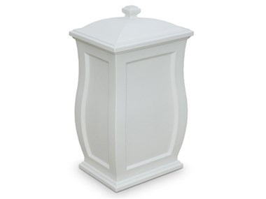 Picture of Mansfield Storage Bin White