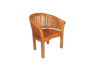 Picture of Classic Banana Garden Arm Chair