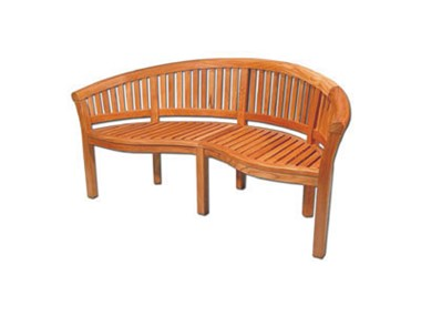 Picture of Classic Banana Garden Bench
