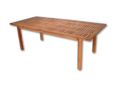 Picture of Rectangular Dining Table