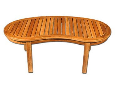 Picture of Classic Banana Garden Coffee Table