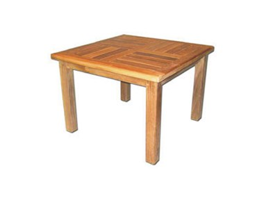 Picture of Basket Weave Coffee Table Square