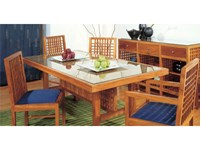 Picture of Midas Series Dining Room Set