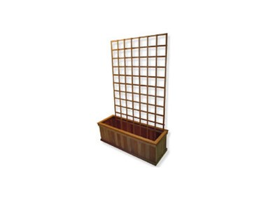 Picture of Teak Trellis - 3 x 8