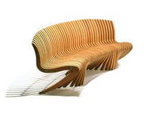 Picture for category Curved Teak Benches